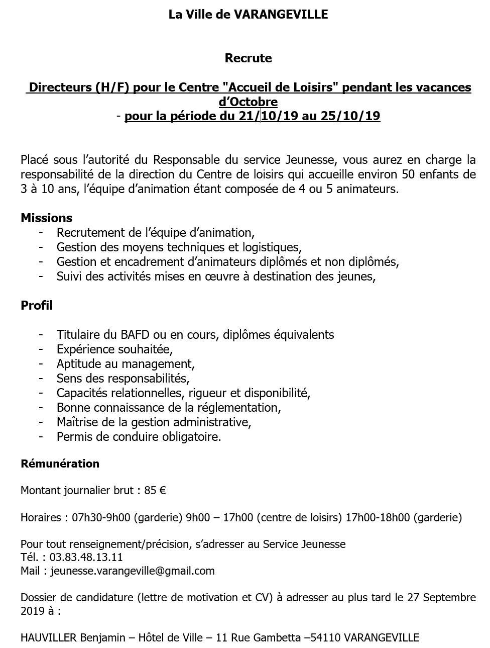 Site Officiel De La Ville De Varangéville Actualités