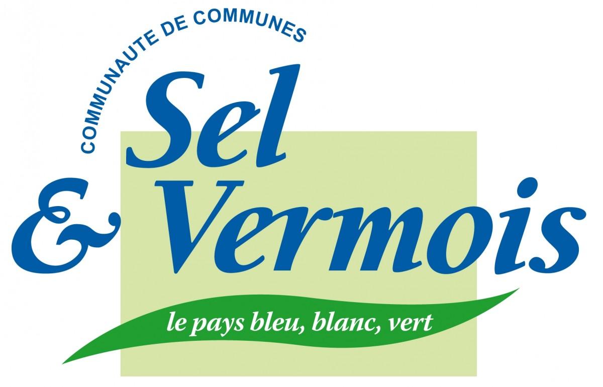logo communauté de communes Pays sel et vermois